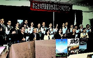 天籟之聲「臺灣原聲童聲合唱團」7月籌款演唱