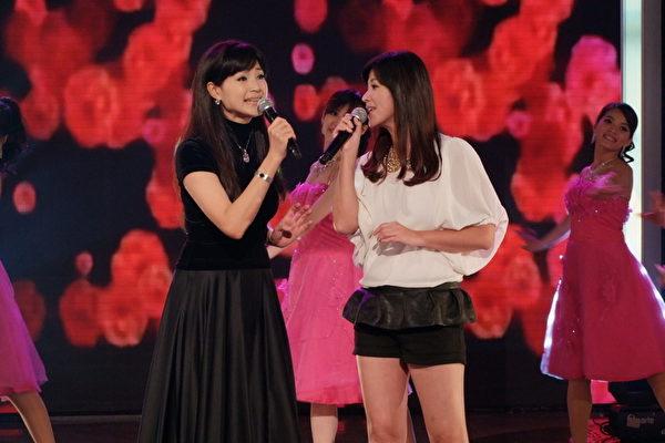 「玉女歌手」陳明真方季韋  首度同台演唱