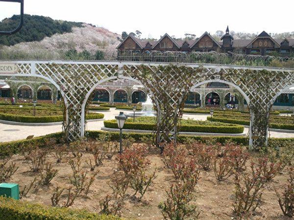 维多利亚花园(图片来源:作者提供)