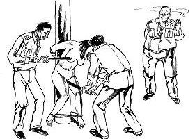 廣東勞教所對女性法輪功學員的摧殘(慎入)