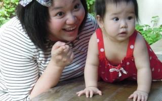 钟欣凌忙工作育婴 幸好妈妈阿姨帮忙