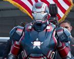 《鋼鐵俠3》於本月3日在美國電影院開映,首週票房破億,高居北美電影票房排行榜。(Courtesy of Marvel)