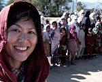 光的女儿 联合国人道救援专家韩飞野