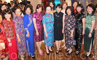 旗袍特展展现女性特质 专访台湾师傅许荣一