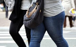 英媒报导,导致女性而非男性肥胖的遗传物质,已经被科学家辨识出来。  (PHILIPPE HUGUEN/AFP/Getty Images)