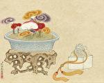 唐朝中兴之主宪宗有仙缘 获赠神奇金龟印