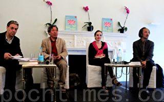 禁書作家閻連科馬建倫敦談文學與政治