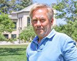 硅谷的发明家杰佛瑞·范·密朵博克(Jeffrey Van Middlebrook)(大纪元)