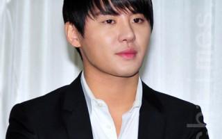 韩国JYJ成员金俊秀。(摄影:李裕祯/大纪元)