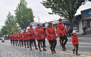 省府批准素里成立市警队 取代加拿大骑警