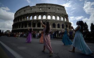 羅馬帝國建築  堅固又環保