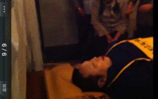 刚满四十岁的宗先生因为腹痛进了萧山崇化街道一卫生站,没想到一脚踏进了鬼门关!(作者提供)