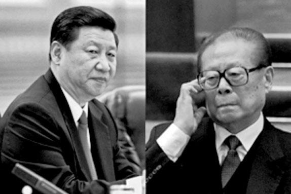 劉志軍一審輕判的現象,顯示中共內部高層的爭奪較量到了猖狂、公開叫板的地步,中南海的分裂局面更加明顯。(AFP)