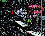 巴西百万人上街抗议,折射出该国目前面对的问题,包括经济增长放缓、高通胀、官员贪腐等。(Miguel Schincariol/AFP)