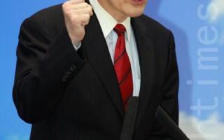 总统马英九成立专案计划,编列952亿经费因应服贸协议对我服务业的冲击。(大纪元)
