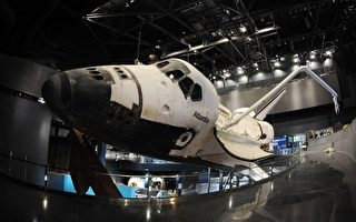 北美生活:参观美国太空基地