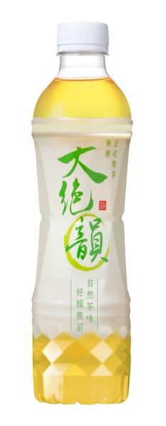 大绝韵日式绿茶(图:味全公司提供)