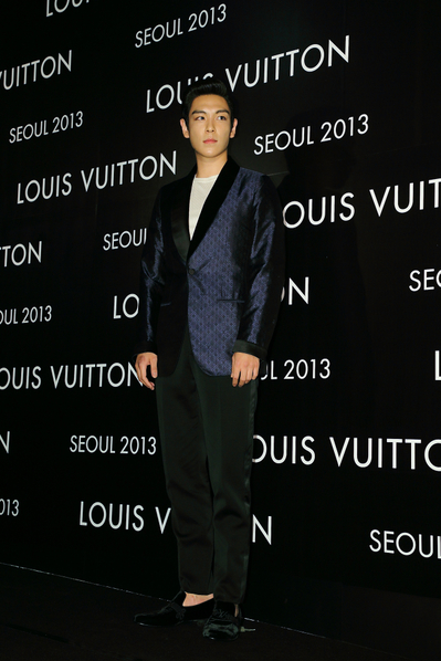 Bigbang成员T.O.P(摄影:全宇/大纪元