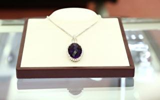 極品紫水晶 現身韓國濟州島