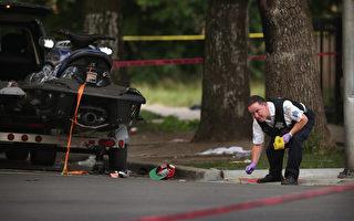 週末狂殺? 芝加哥多起槍擊12死60傷