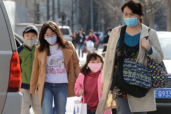 空氣污染奪命 中國北方比南方少活5.5歲