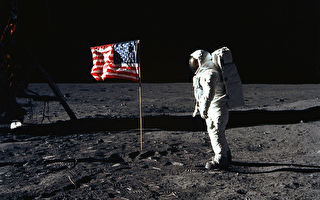 外界猜测,川普入主白宫后,NASA肯定会有一位新的领导人,NASA或会重返月球。(AFP PHOTO / NASA)