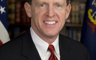 美國參議員Pat Toomey聲援法輪功反迫害