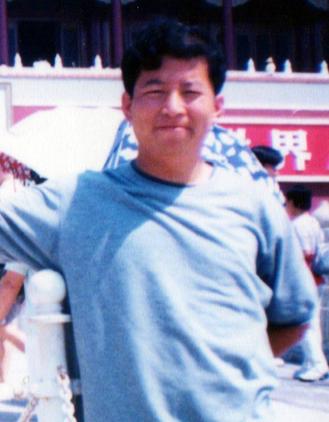 已被中共迫害致死的法輪功學員梁振興(圖片來源:明慧網)