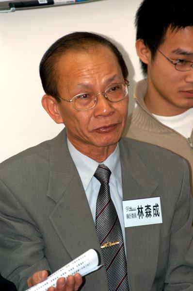 遭抹黑受壓的女教師名為林慧思。她的父亲,香港前區議員、社民連成員林森成對大紀元表示,非常支持女兒的正義行為。(大紀元資料圖片)
