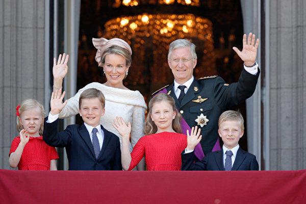 聚焦比利时未来的女王——伊丽莎白公主