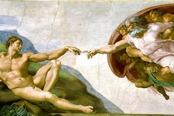 米开朗基罗(8)《创世纪》(下)