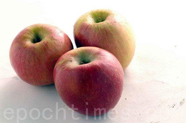 苹果(连震黎/大纪元)