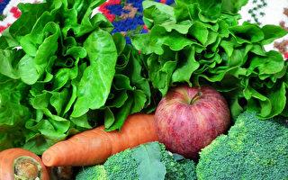 8种环保好食物  除去体内重金属