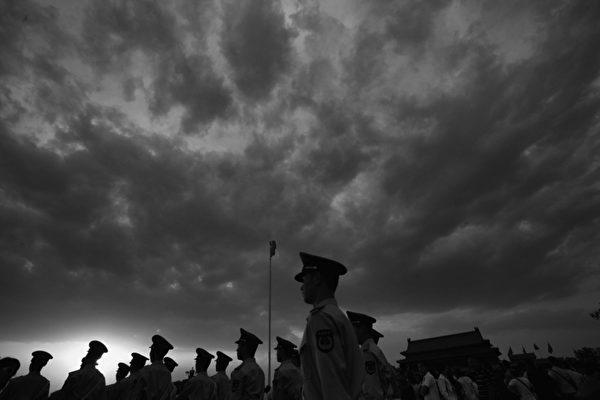 """中共十九大后,属江派文宣核心人物、被指是薄熙来余党的中新社前社长刘北宪被""""双开""""及立案审查。(Feng Li/Getty Images)"""