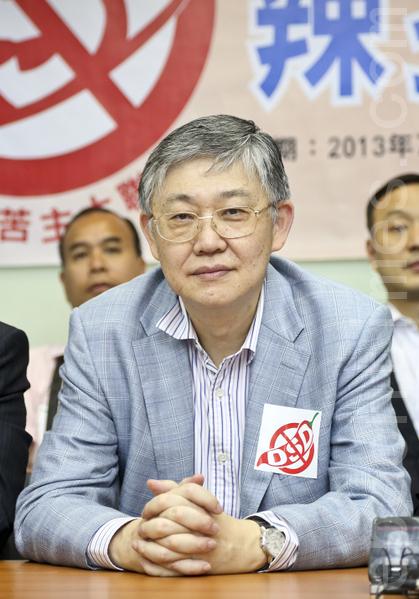 免費報紙730老闆施永青。(大紀元資料圖片)