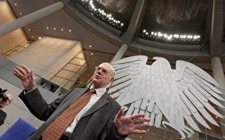 德国议会主席拉莫特博士论文涉嫌抄袭
