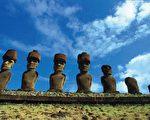瑙瑙祭坛。这会是安纳根纳湾的七位贤者?(图:商周出版 提供)