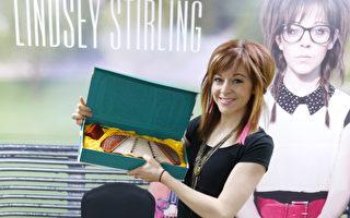 小提琴少女網路爆紅 琳西‧特莉初訪亞洲