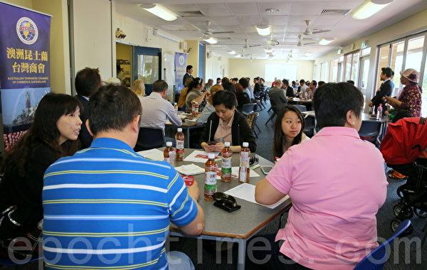 澳洲昆省首届台湾牛肉面节比赛活动,于8月17日在布里斯本Calamvale Community College 餐厅热烈举行。(摄影:林珊如/大纪元)