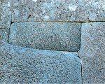 塔西拉祭坛的巨石建筑细部,常与印加和秘鲁的前印加时期的石造物比较。(图:商周出版 提供)