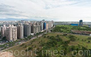 與台北市外圍第一圈衛星城市相比,林口居住環境悠閒寬敞,成為台北通勤族及新婚首購族輕移民的首選區域。(王仁駿/大紀元)