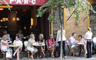 """费城""""Parc""""入选全美最佳户外餐馆"""