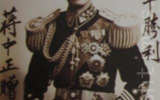 组图:陈天阳刀剑展 曾帮蒋公保养刀剑