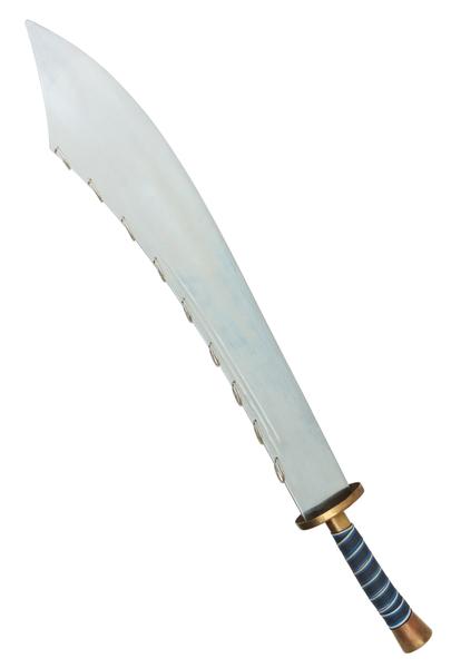 Sword, tri point double edged