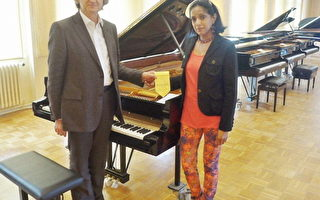 史坦威钢琴将到桃园展演中心(桃园展演中心提供)