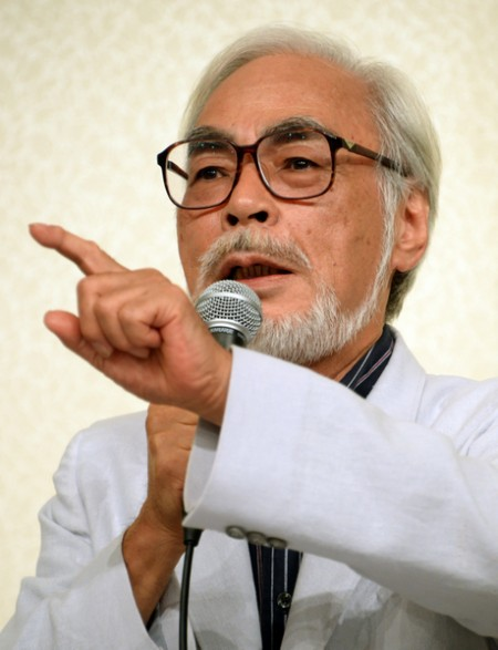 图说天下 (9月6日) 宫崎骏宣布退休