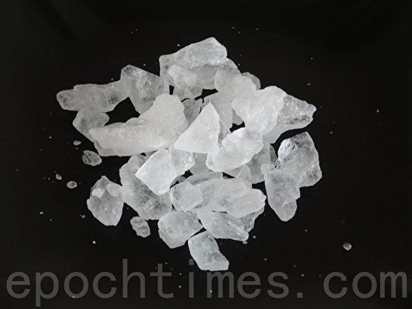 冰糖50g(摄影:林秀霞 / 大纪元)