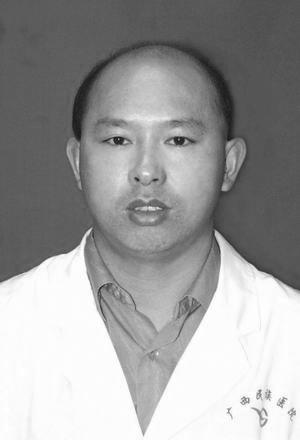 广西民族医院医生卢国平。(网络图片)