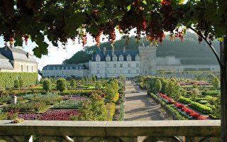 法蘭西最美麗的花園城堡 維朗德麗花園(上)
