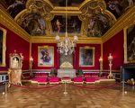 凡爾賽宮 國王的大居室與戰爭廊